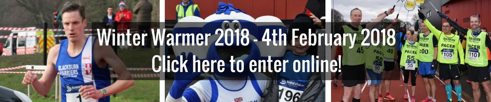 Winter Warmer 10K & Junior 2K 2018